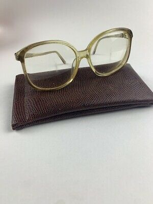 Vintage Granny Glasses Eighties Frames Only Elan (Eighties Glasses Frames)