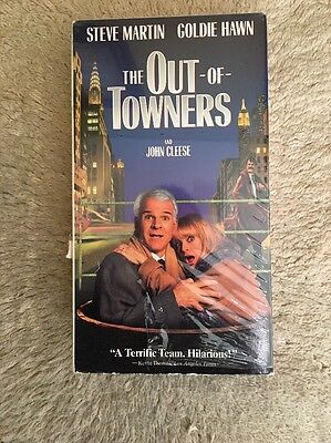 The Out of Towners [VHS] (1999)