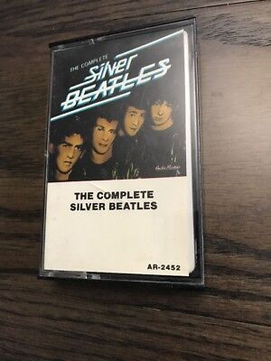 The Complete Silver Beatles Cassette - Used