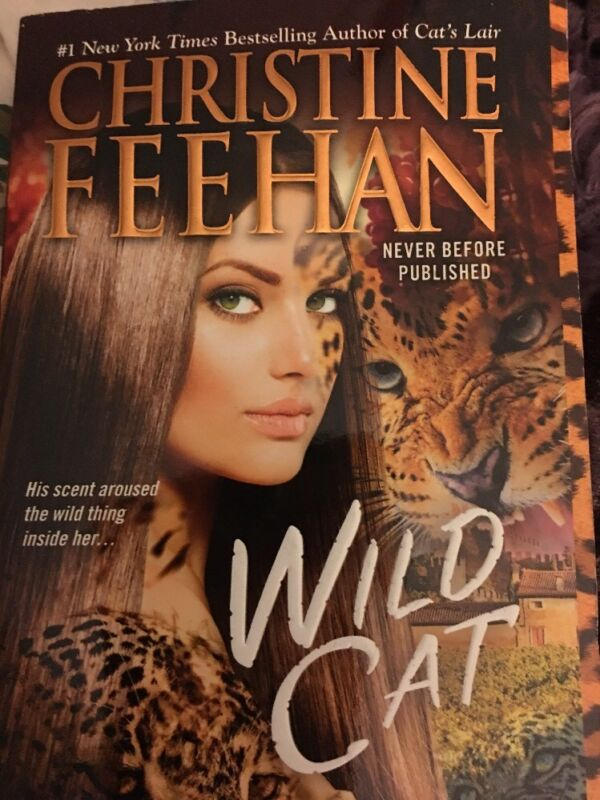 A Leopard Novel: Wild Cat Bk. 8 by Christine Feehan (2015, Paperback)