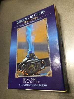 Windows To Clarity Oracle Cards New