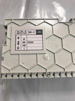 Miele Dishwasher Electronic Board Unit Part  05701740 , 05795600 Sv818 {#4}