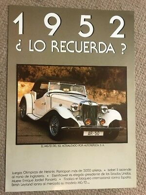 Car Brochure - 1984 AR 50 - Spain