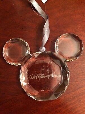 Walt Disney World Mickey Mouse Ears 2017 Ornament Christmas New