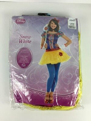 New Snow White Junior Large 11-13 Costume NWT - Disney Halloween Outfits