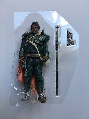 STAR WARS ROGUE ONE SAW GERRERA  LOOSE COMPLETE