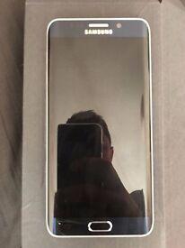 Samsung S6 Edge - 32GB - Locked to 02
