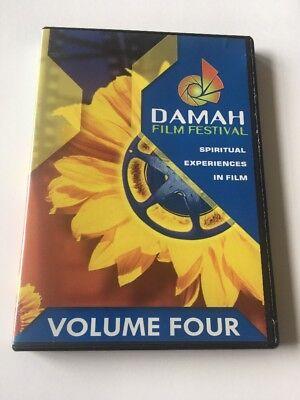 Damah Film Festival Dvd Volume 4 Four   8 Short Films