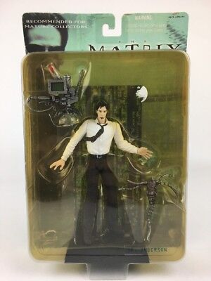 Matrix Series 2 NEO action figure MR. ANDERSON, NEW, FREE SHIPPING!](Neo Anderson)