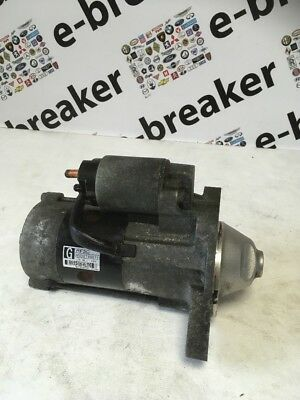 Starter Motor 2.0d Diesel From Mazda 6 Yr 02-07