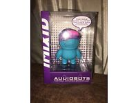 IMIXID Audiobot Blue Portable Speaker