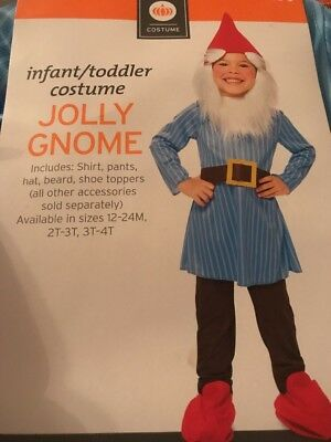 - Baby Gnome Kostüm Halloween