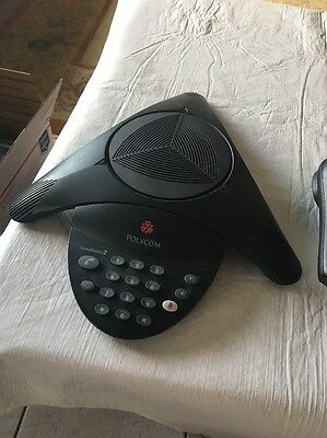 Polycom Soundstation 2 2201-15100-601 With Wall Module