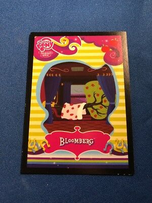 My Little Pony Trading Card Bloomberg #41 - My Little Pony 41
