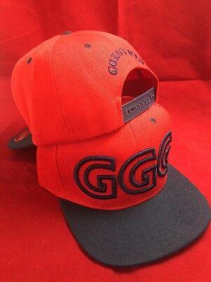 180f0299a5ec2 GGG Hat Canelo Alvarez GOLOVKIN BOXING HAT BOXER Signature SNAPBack  Blueroyalred Clothing