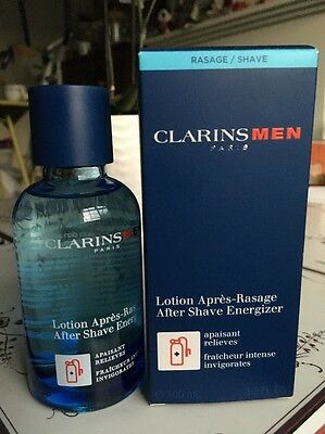 Clarins Men After Shave Energizer 100ml for men