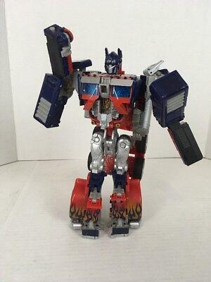2008 Transformers Revenge of the Fallen Leader Class Optimus Prime ROTF Takara