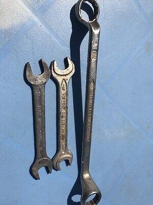 Vintage Heyco Classic BMW Tool Kit Spanners