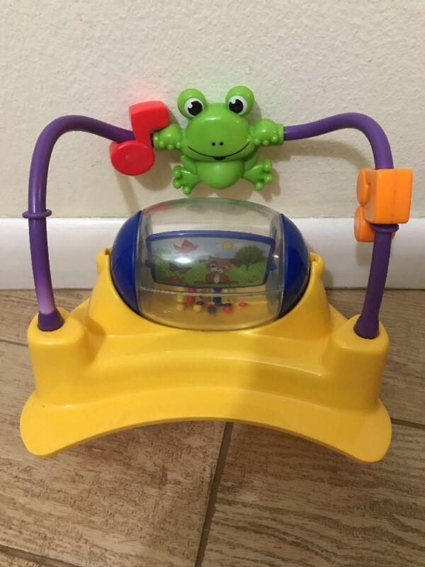 Baby Einstein Neighborhood Friends Jumper Frog Spinner Toy Replacement Part