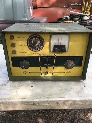 Linde Union Carbide Rhs 111f29 Welder Control Voltage Adjustment Spot Weld Timer