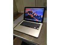 Apple MacBook Pro 13 2.4ghz i5, 4gb Ram, 500gb Hard Drive
