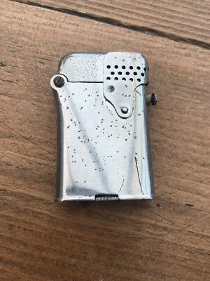 VINTAGE THORENS SEMI-AUTOMATIC LIGHTER 1920 Swiss Made No. 137.508