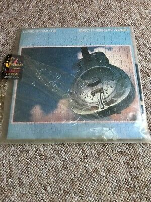 Dire Straits Brothers In Arms Rare Limited Edition Jigsaw Puzzle
