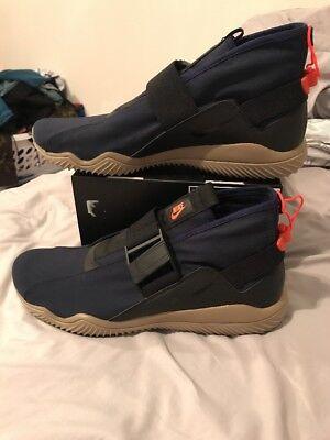 Mens Nike ACG.07.KMTR 902776 401 Obsidian/Black Brand New Size 13