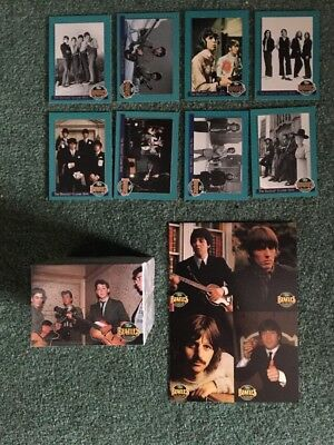beatle trading cards By The River Group