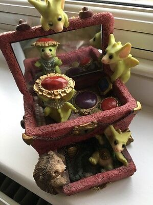 Pocket Dragon - TOY BOX - Excellent Condition