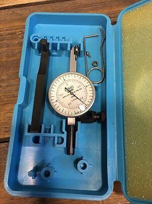 Fowler Verdict Dial Indicator Jewelled 0.001 52-560-040 England