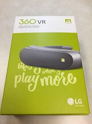 LG 360 VR (R100) Portable Virtual Reality Headset