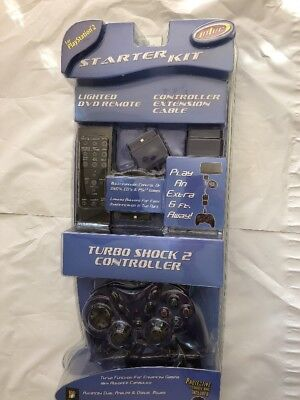 Intec Starter Kit  G8500  Video Games Controller Playstation 2