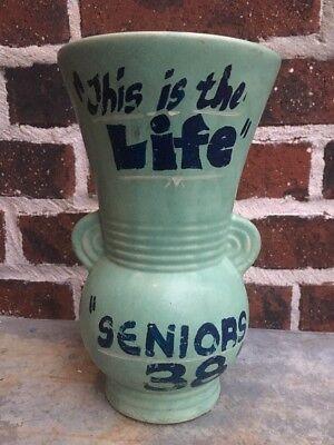 Brush McCoy Art Pottery 527 Vase 1938