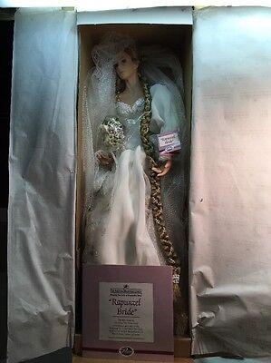 "Ashton Drake ""Rapunzel Bride"" Artist Cindy McClure"