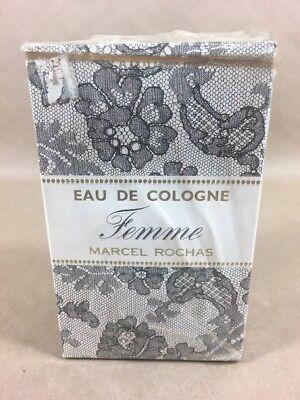 VINTAGE RARE Perfume - FEMME by MARCEL ROCHAS - Eau De Cologne  -See Description