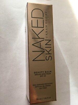 Urban Decay Naked Skin Beauty Balm BB Cream SEALED