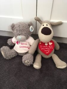 Boofle Bear & Me To You Tatty Teddy Special Girlfriends Bears