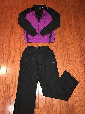 Womens Reebok 2-piece Athletic Apparel Size XS