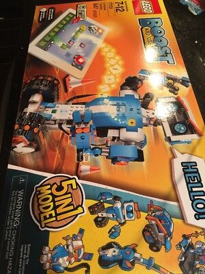 Lego Boost Creative Toolbox 17101 Brand New Factory Sealed