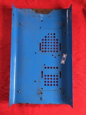 Clarke Mig Welder - Base Bottom Panel - Parts Repair Weld 100e Mk2 - Xe