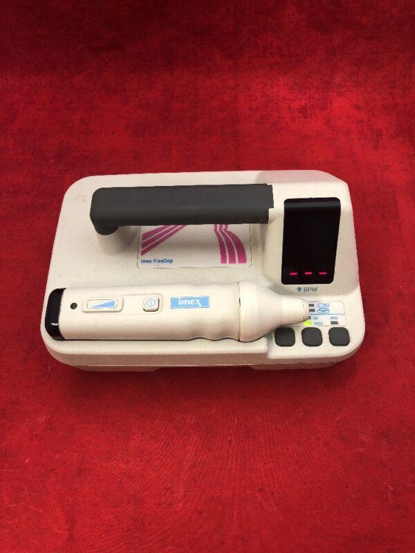 Nicolet Vascular Imex Freedop Fetal Vascular Doppler W/probe See Listing