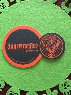 BD Bierdeckel Jägermeister Beermat Coaster