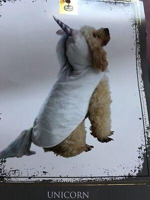 "SPOOKY NIGHT  Halloween Costume  ""UNICORN"" Puppy/Dog SMALL"