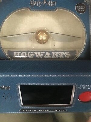NEW Harry Potter Mystery Flying Snitch Wow SDCC Quidditch TV Monitor Display for sale  Shipping to Canada