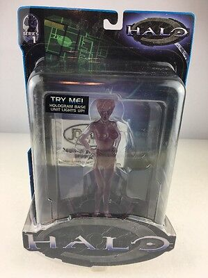 New Joyride Bungie HALO 1 Series 1 Rare Cortana Light works! MIB Xbox