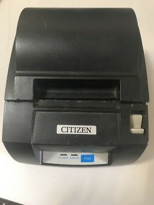 Citizen Pos Thermal Printer Ct-s Series Model Ct-s310a