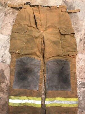 Lion Bodyguard Firefighter Turnout Gear Bunker Pants 36 X 28