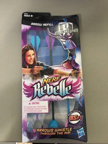 Hasbro Secret Spies Nerf Rebelle Arrow Refill