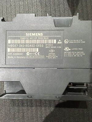 Siemens Cp 342-5 Profibus